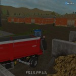 Мод карта AFG Region Map V 1.2 для farming simulator 2015
